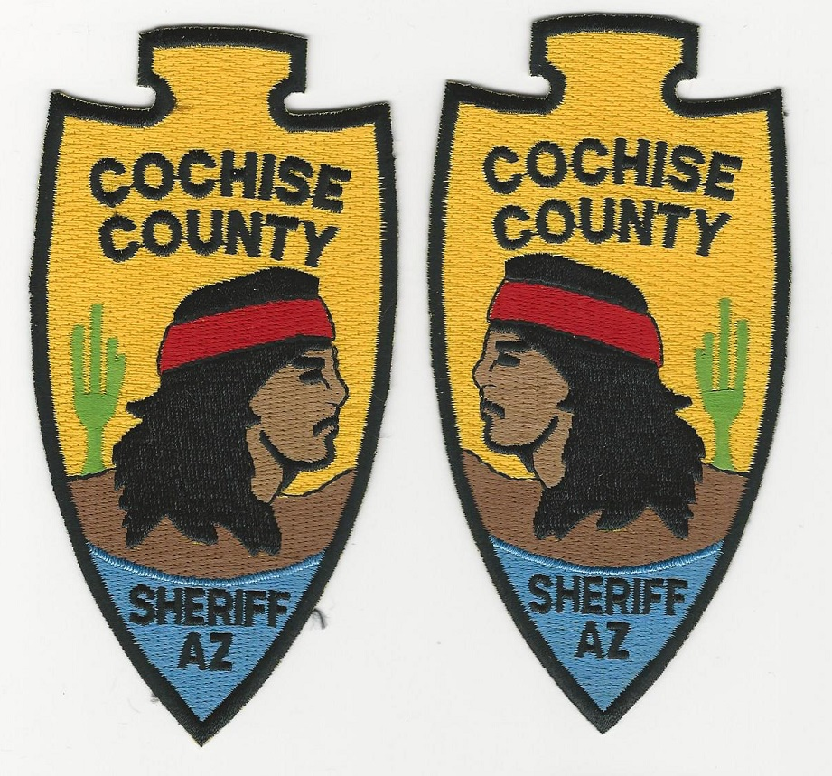 Cochise County Sheriff Arizona Cact
