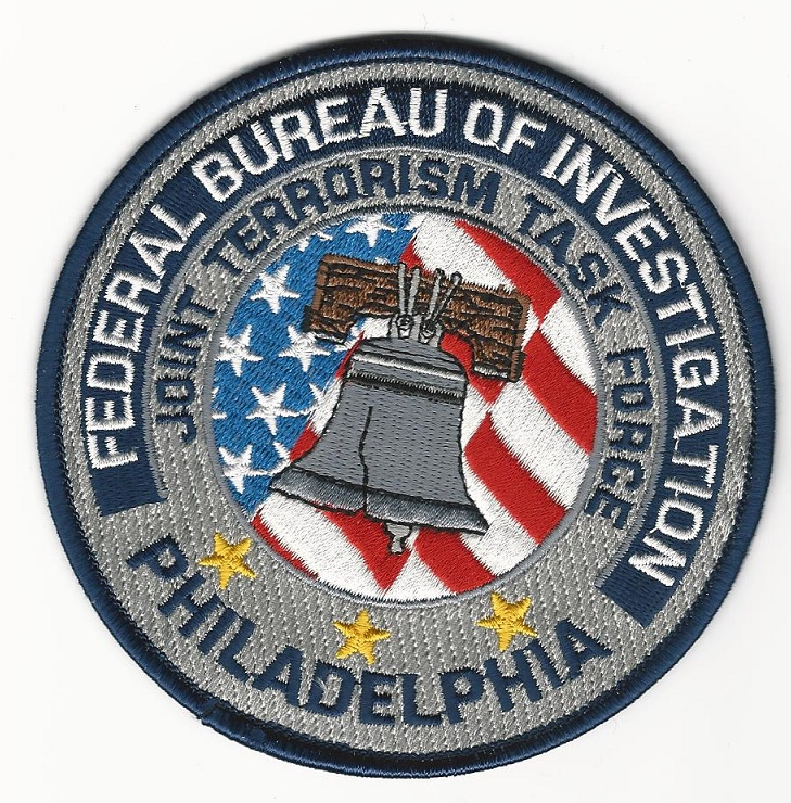 FBI JTTF Philly Pennsylvania