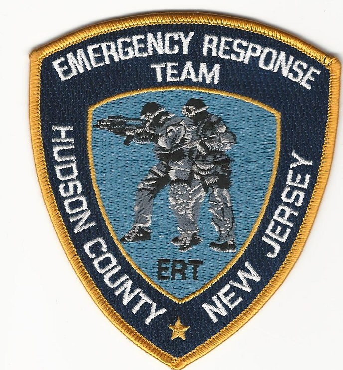 Hudson County Sheriff ERT SWAT New Jersey NJ