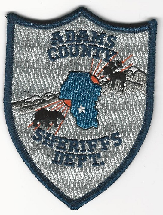 Adams County Sheriff Idaho ID