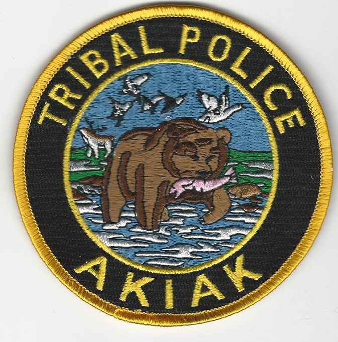Akiak Tribal Police AK