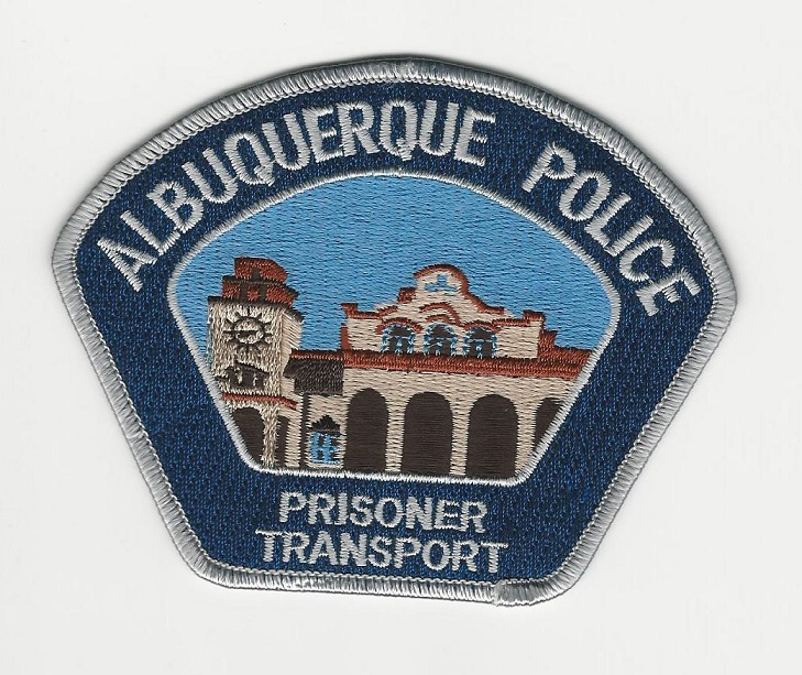 Albuquerque Police Prisioner Transport NM
