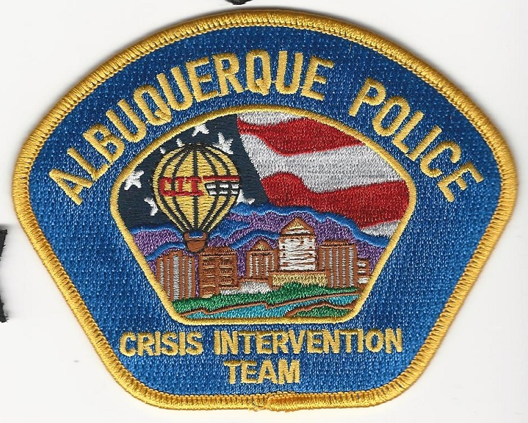 Albuquerque Police Crisis Intervention Team GOLD