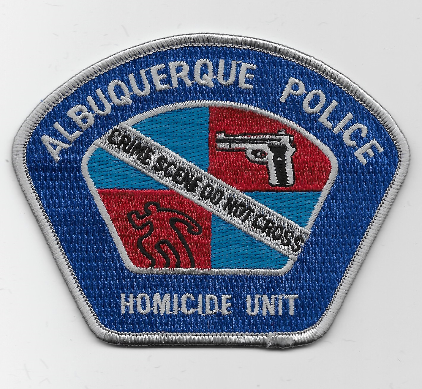 Albuquerque Police Homicide Unit NM
