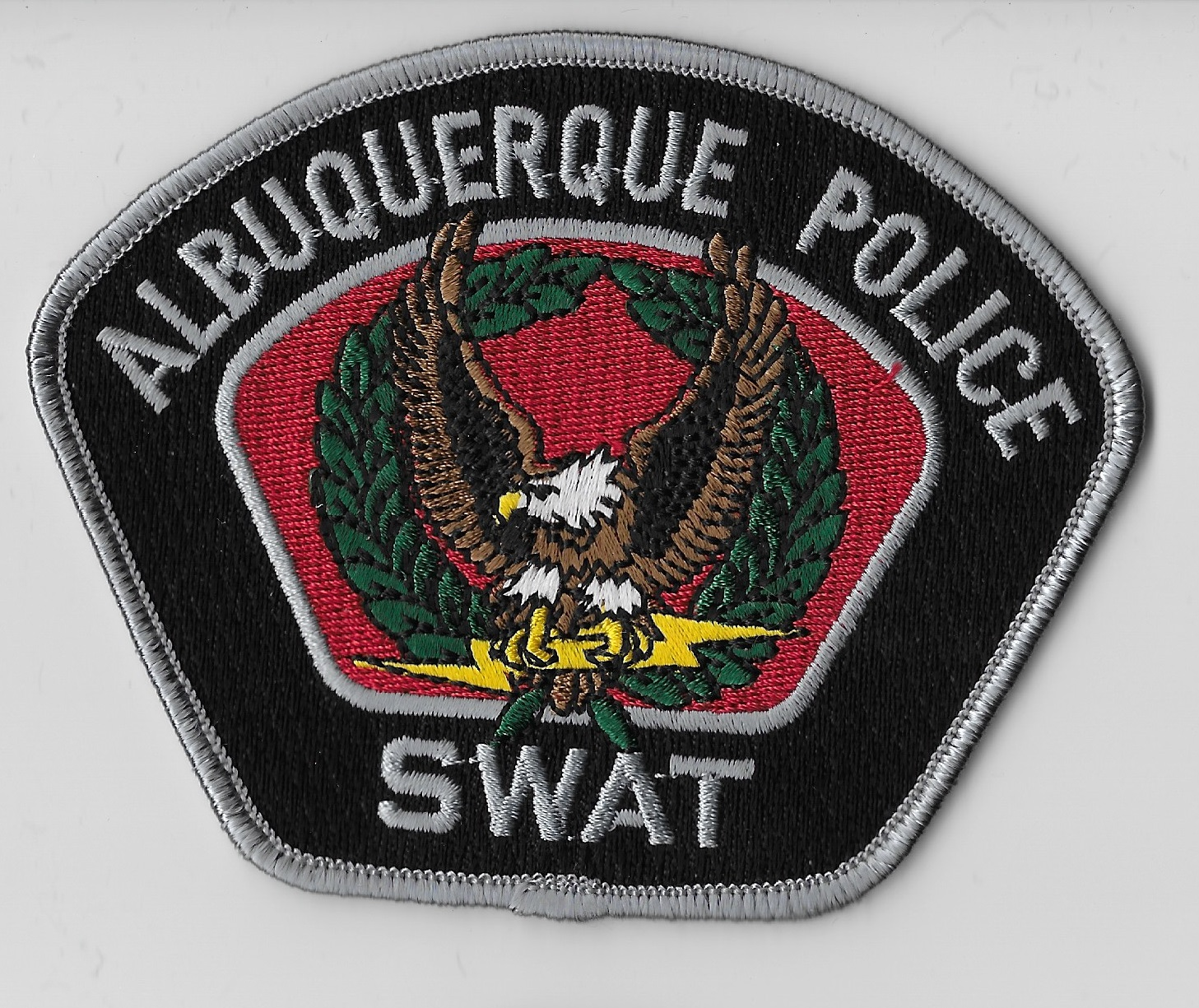 Albuquerque SWAT Police NM
