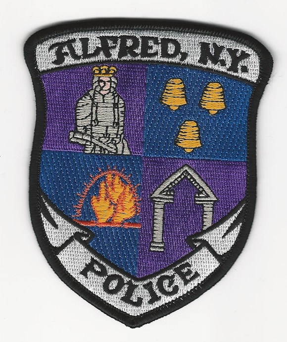 Alfred Police State New York NY NEW