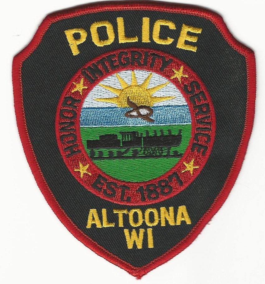 Altoona Police WI Train