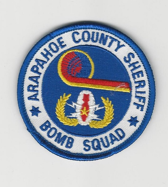 Arapahoe County Sheriff Bomb Squad Colorado