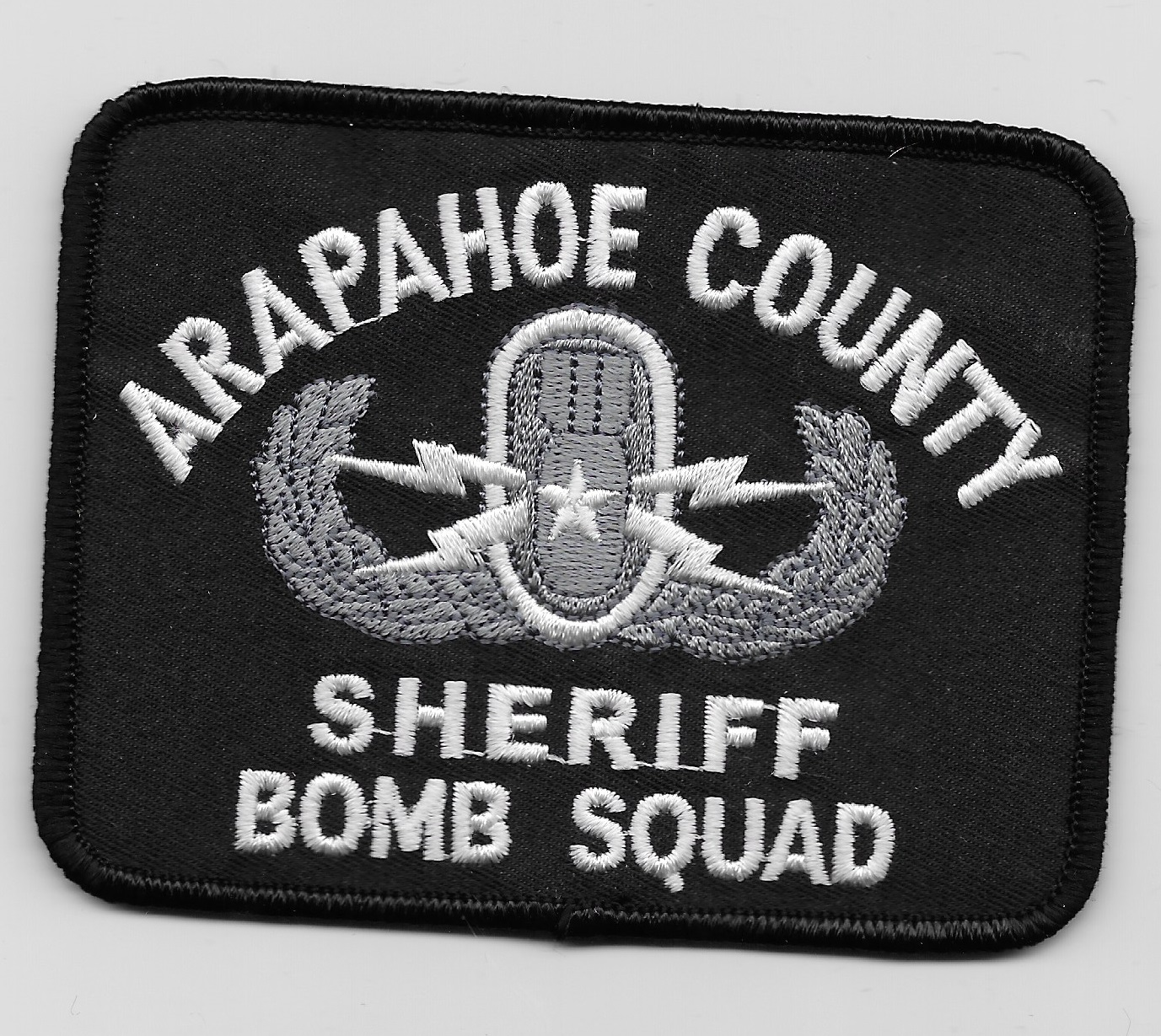 Arapahoe County EOD Bomb Squad CO