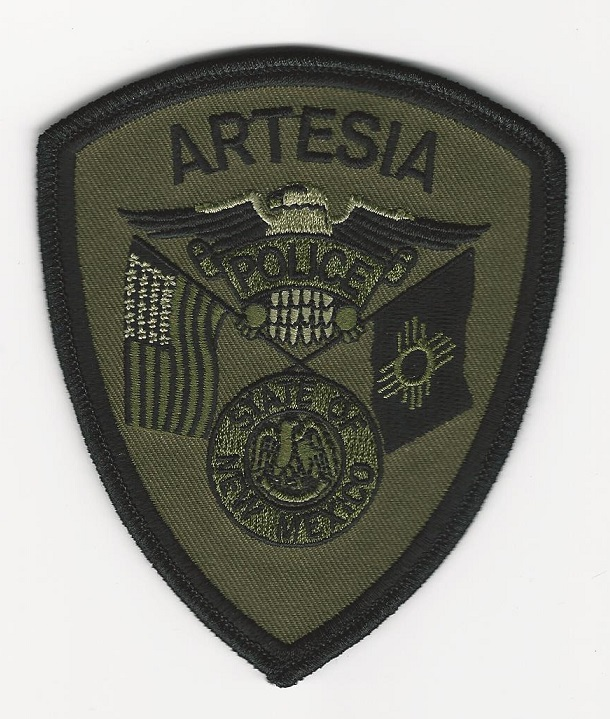 Artesia POlice State New Mexico SWAT SRT Subdued