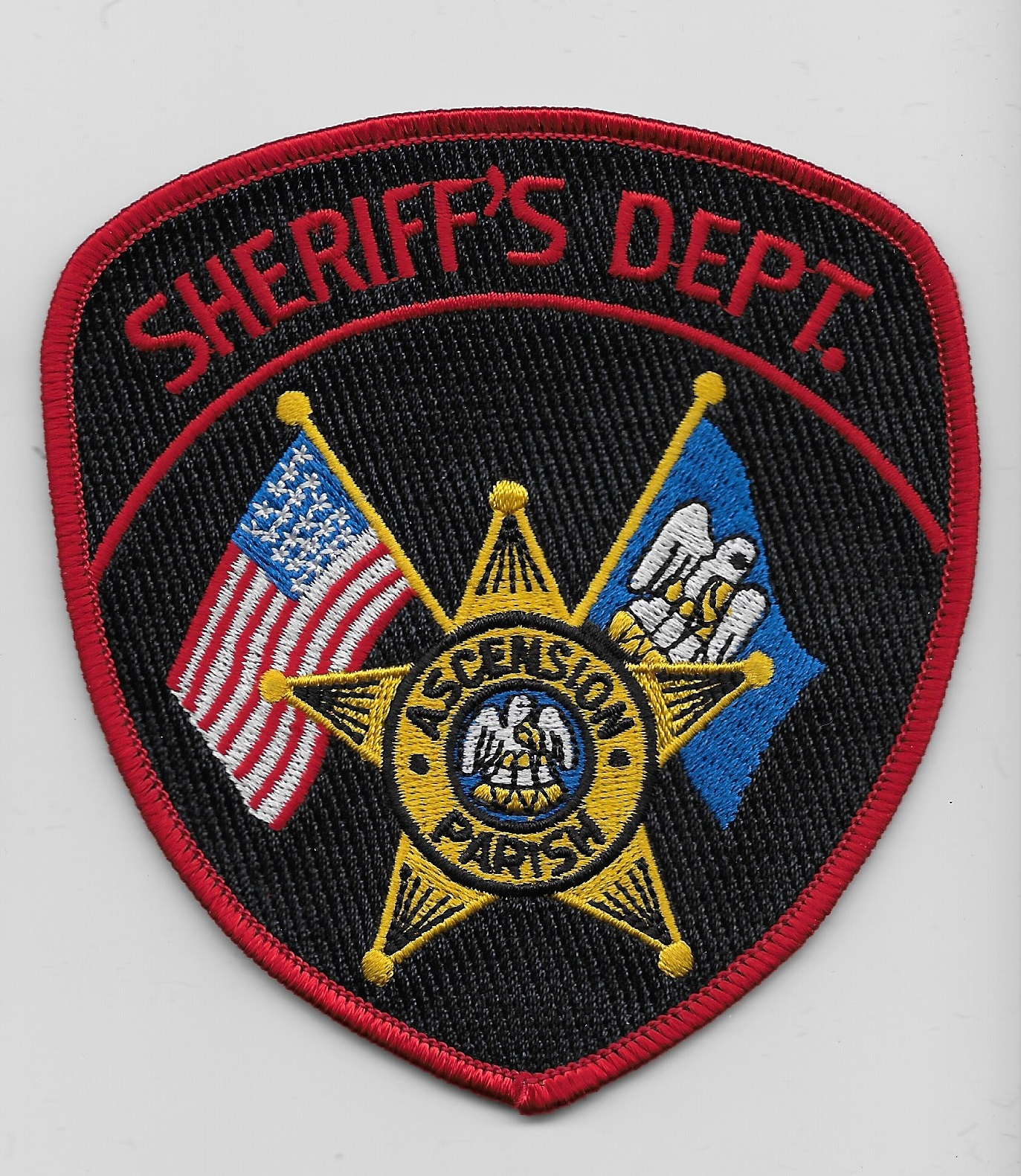 Ascension County Sheriff LA
