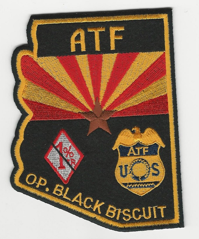 ATF OP Black biscuit