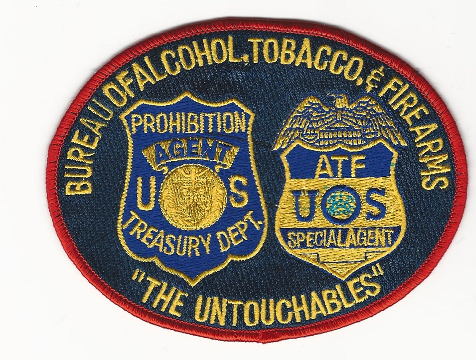 "ATF ""The Untochables""  ATF Treasury"