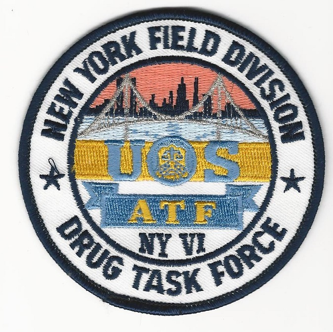 ATF NY Drug Task Force