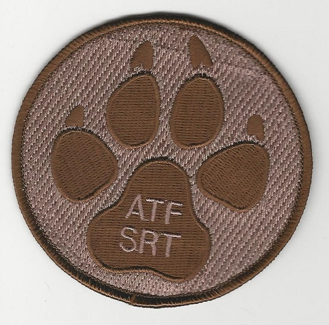 ATF SRT K9 TAN