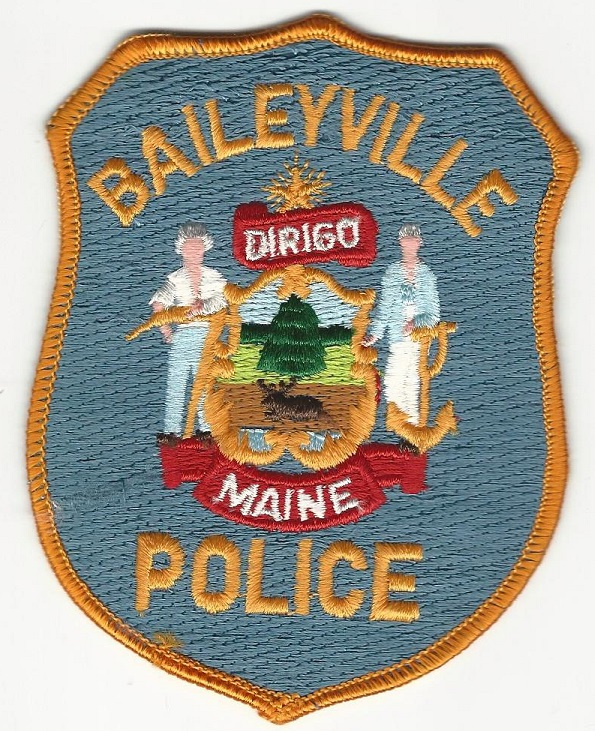 Baileyville Police ME