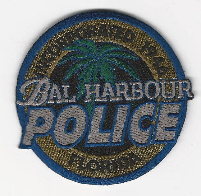 Bal Harbor Police Dark Blue