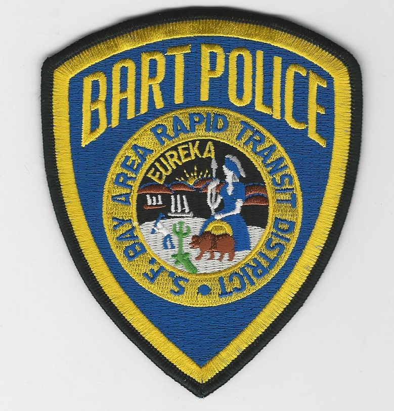 Bart Bay Area Rapid Transit Police California