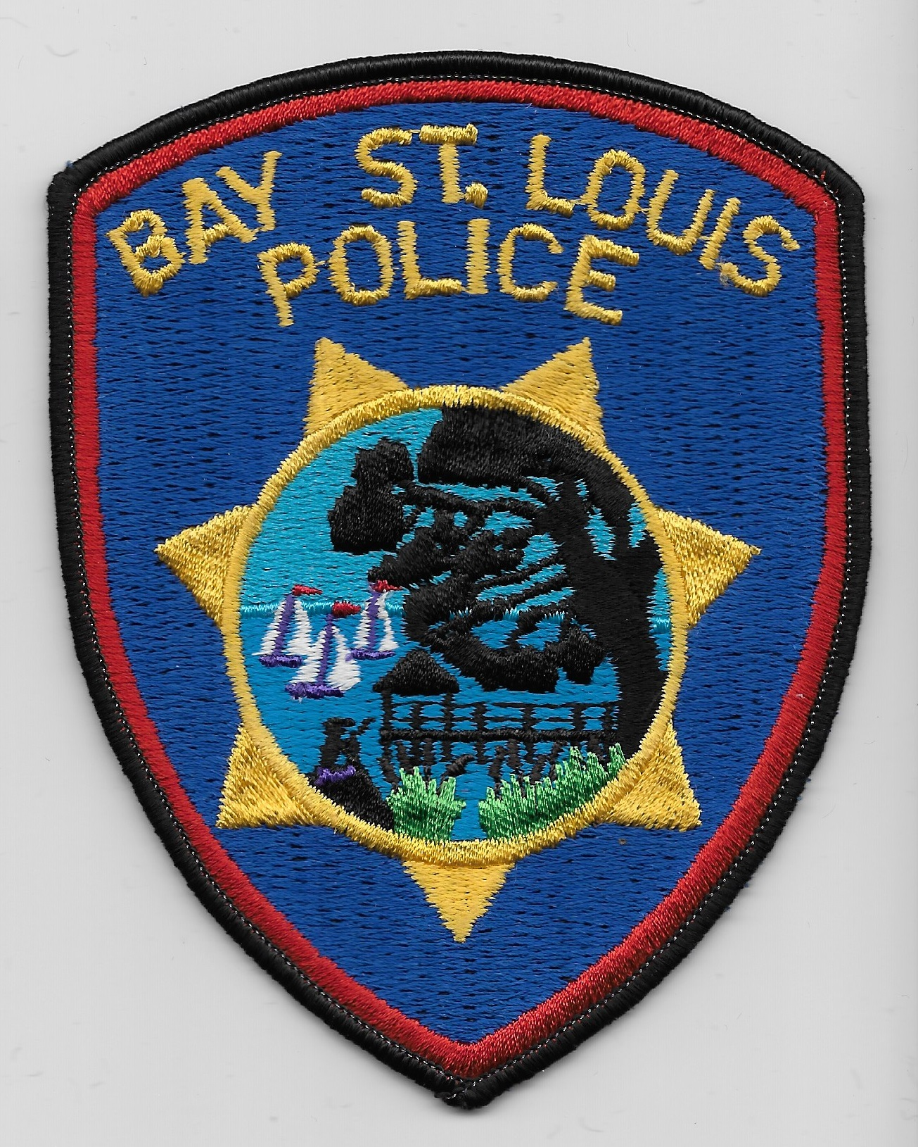 Bay St Louis Police MS