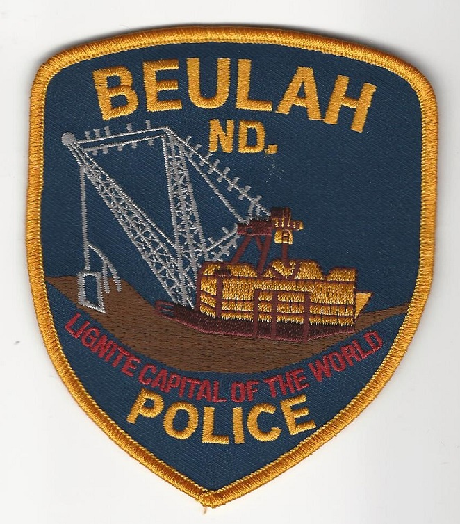 Beaulah Police State North Dakota ND