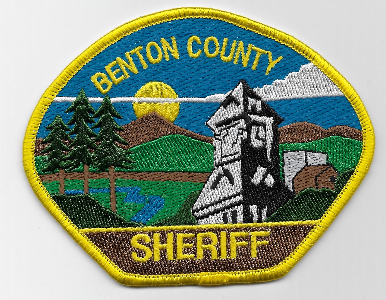 Benton County Sheriff OR