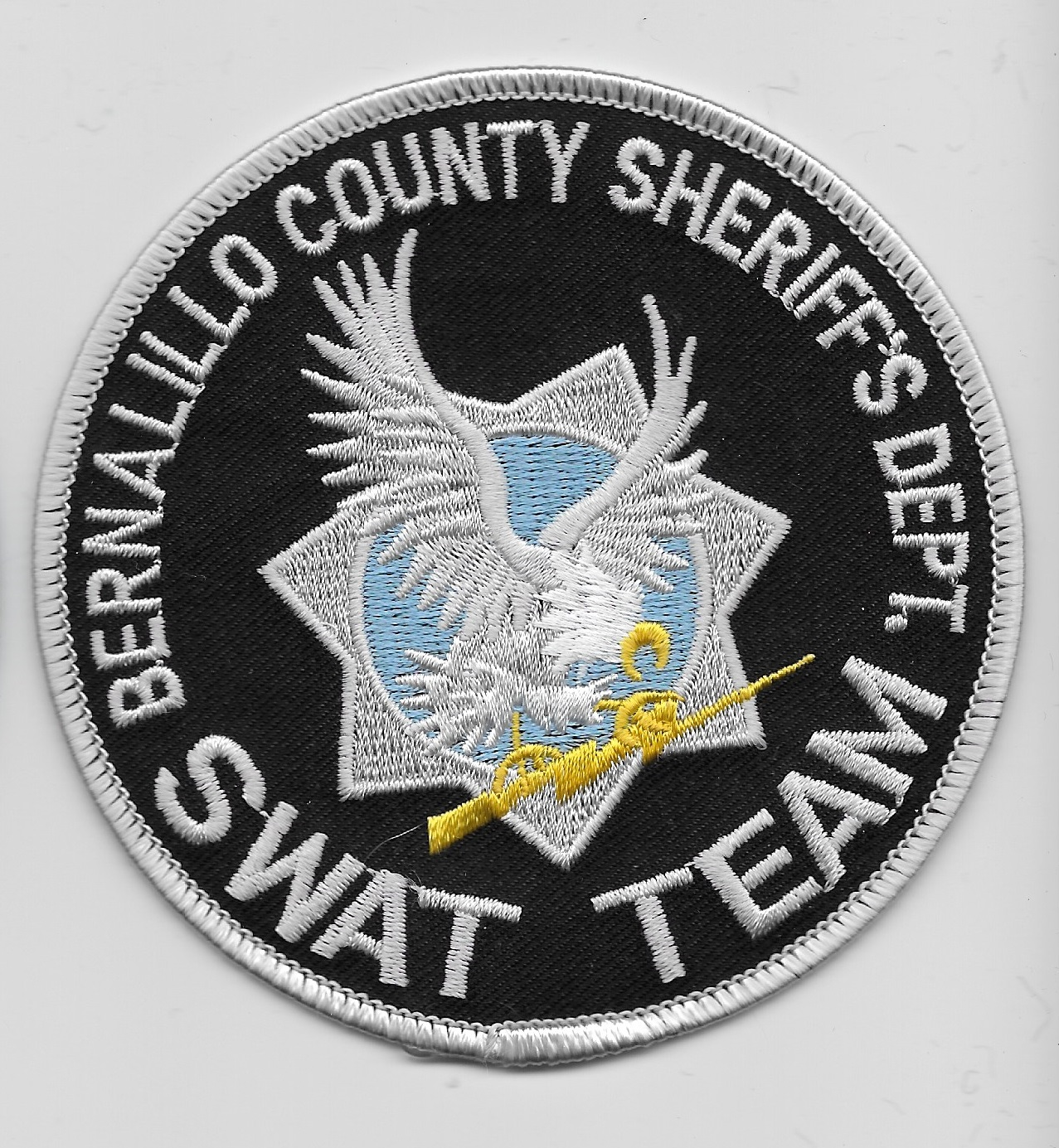 Bernallillo County Sheriff SWAT Team NM