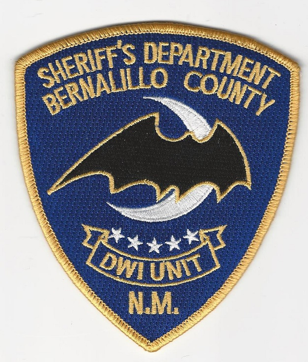 Bernallillo County Sheriff Traffic DWI NM