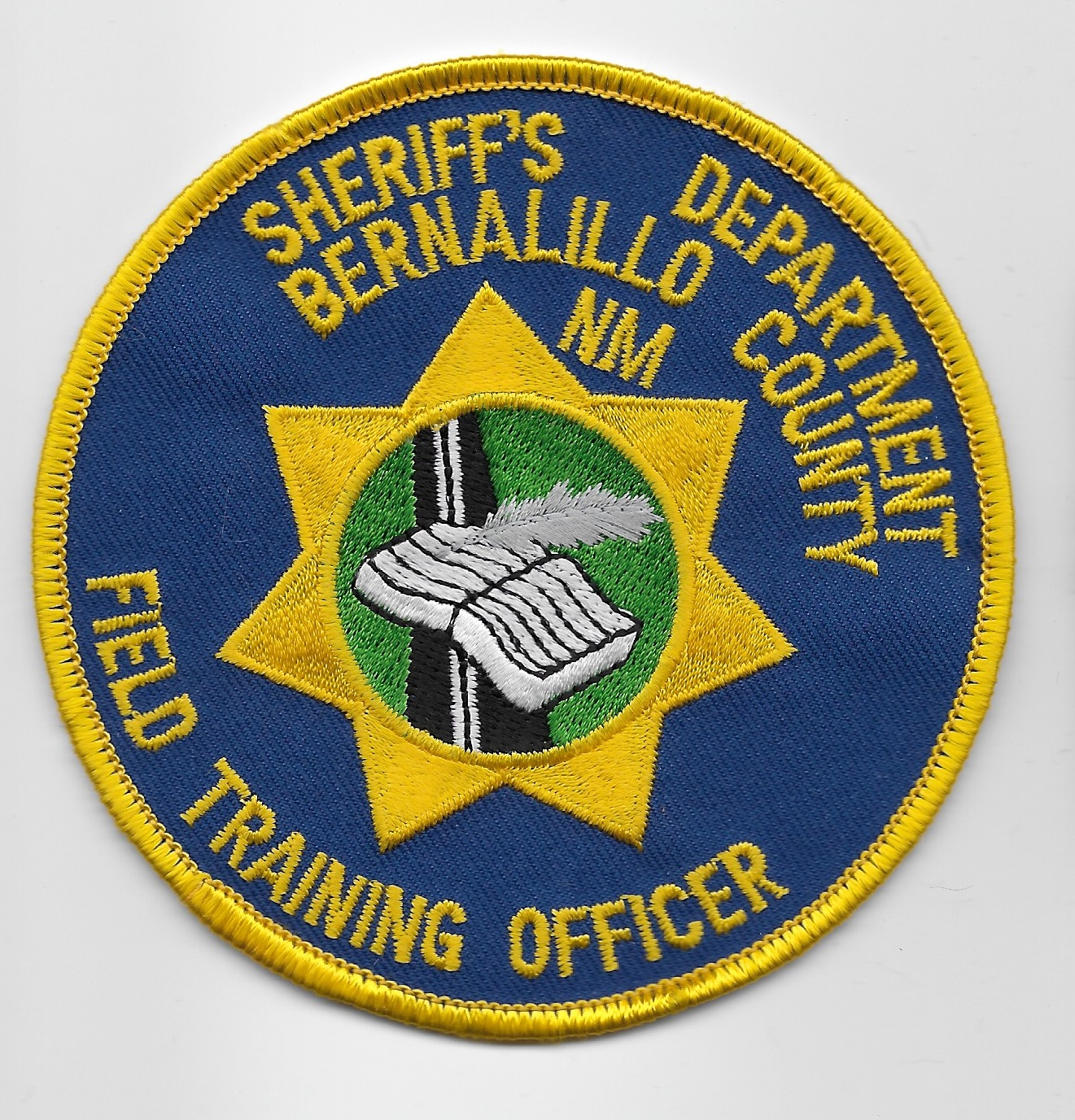 Bernallillo County Sheriff Field Training Officer NM