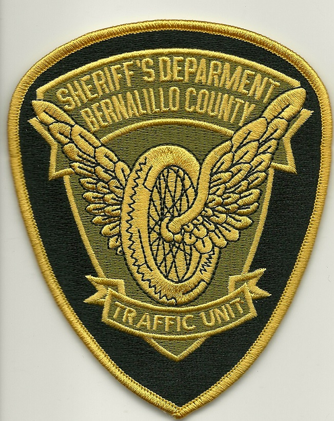 Bernalillo County Sheriff Motors New Mexico