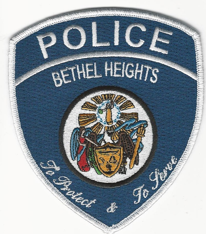 Bethel Heights Police Arkansas