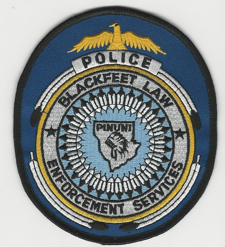 Blackfeet Tribal Police MT