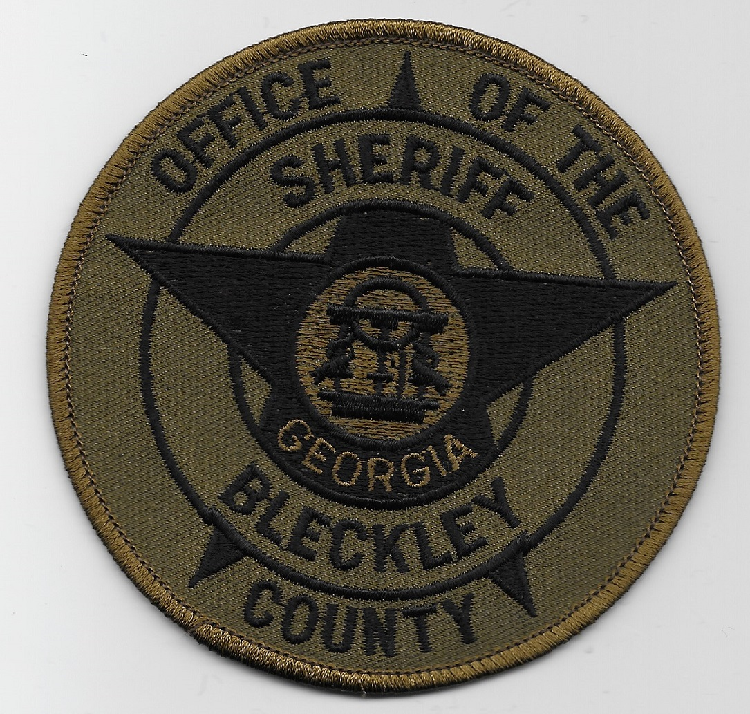 Bleckley County Sheriff SWAT GA