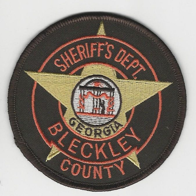 Bleckley County Sheriff Georgia 2