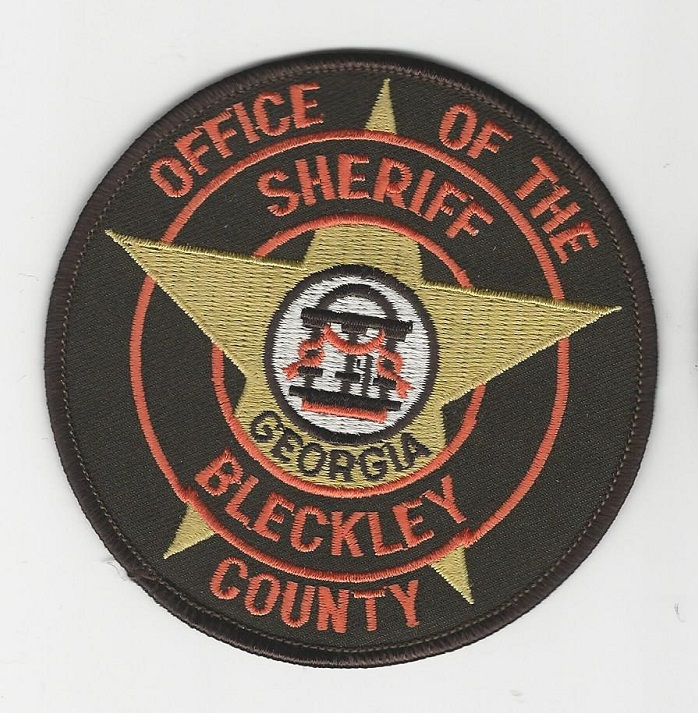 Bleckley County Sheriff Georgia