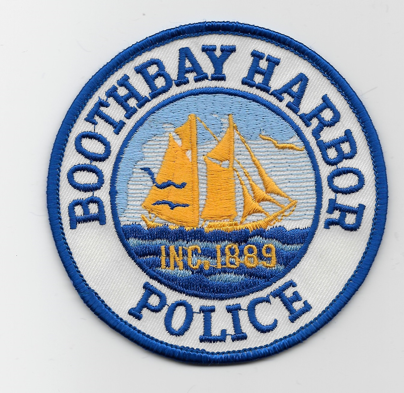 Boothbay Harbor Police ME