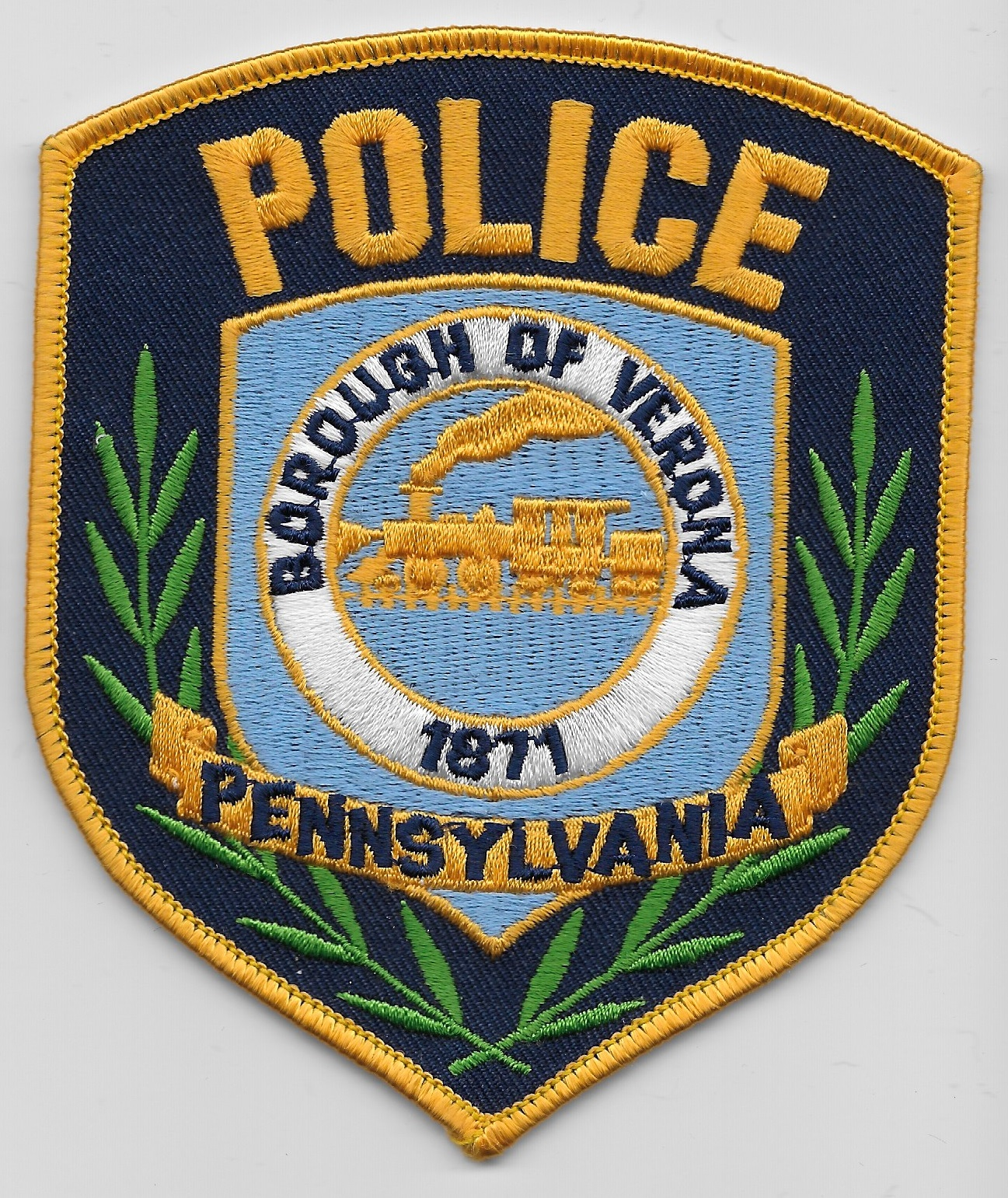 Borough of Verona Police PA