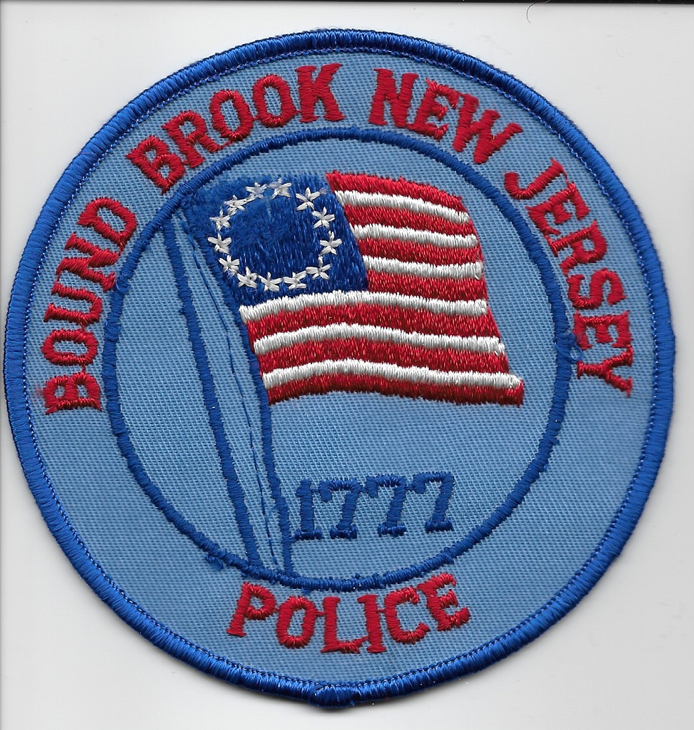 Bound Brook Police NJ