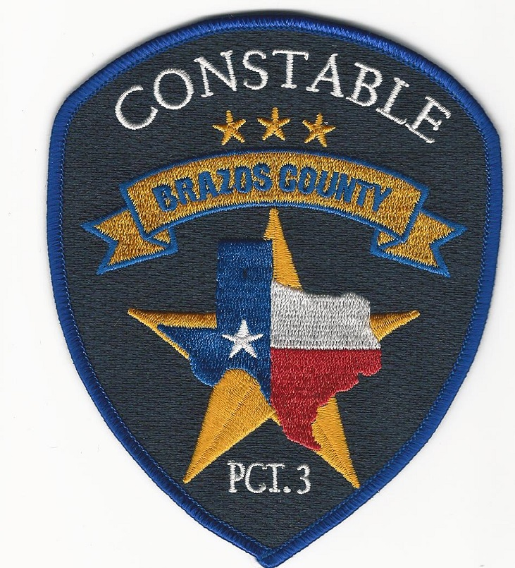 Brazos County Constable PCT 3 TX