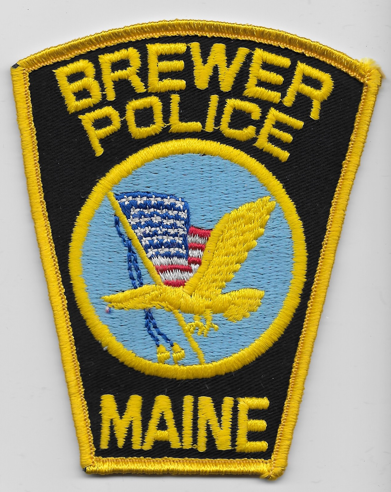 Brewer Police ME old