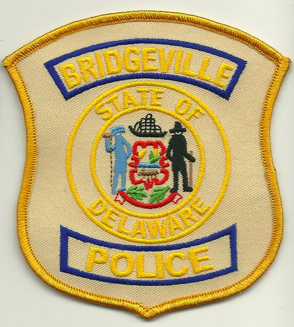 Bridgeville POlice Delaware patch
