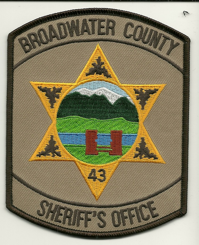 Broadwater County Sheriff MT