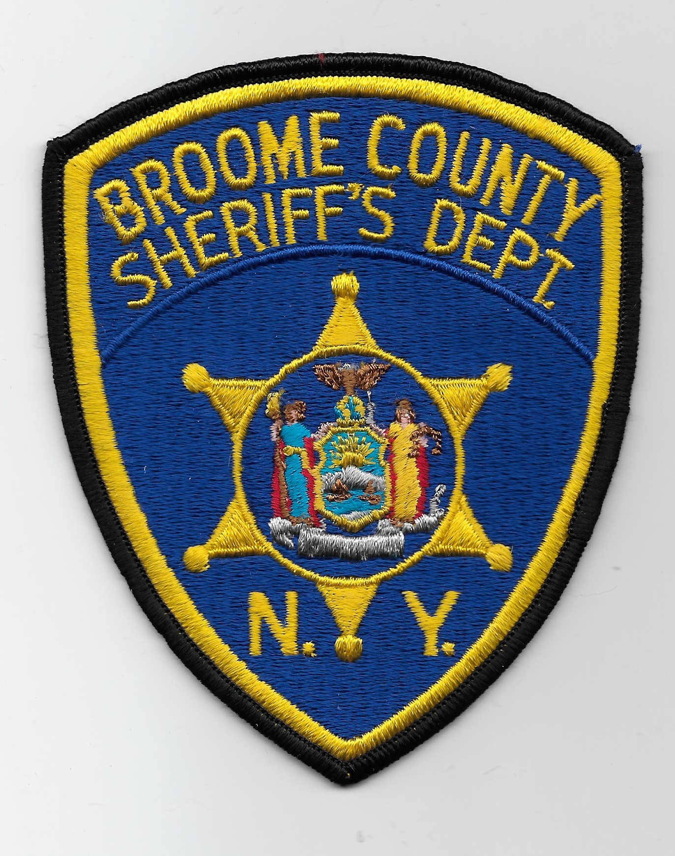 Broome County Sheriff NY Blue