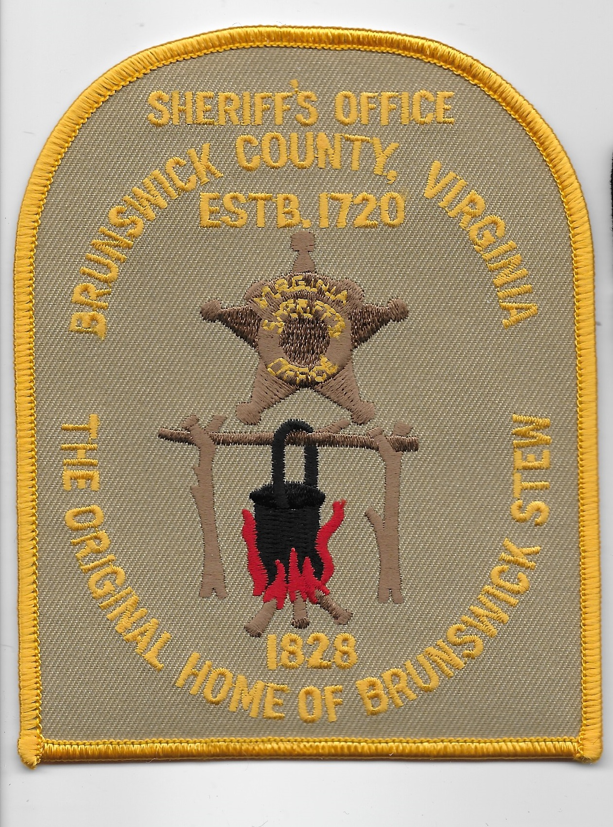 Brunswick County Sheriff VA