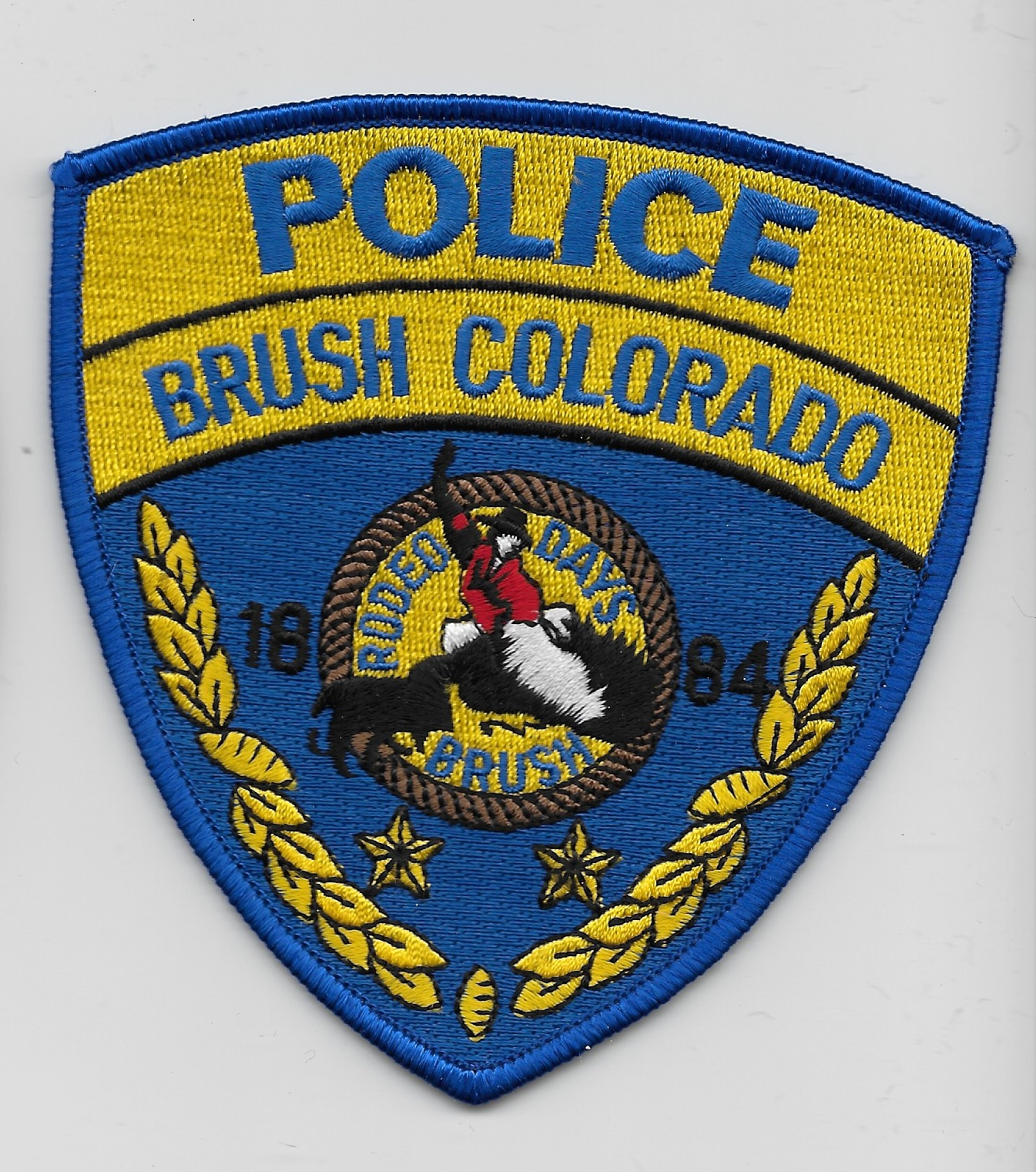 Brush Police CO