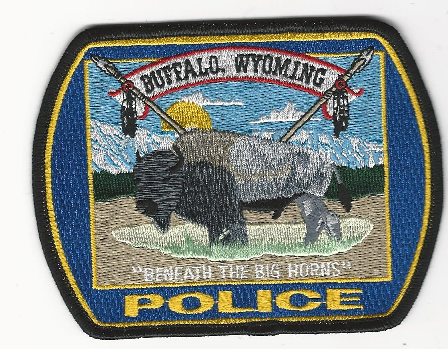 Buffalo Police Wyoming old style