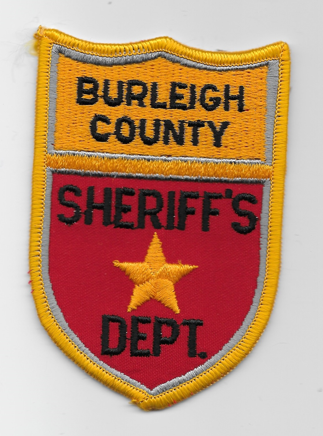 Burleigh County Sheriff ND