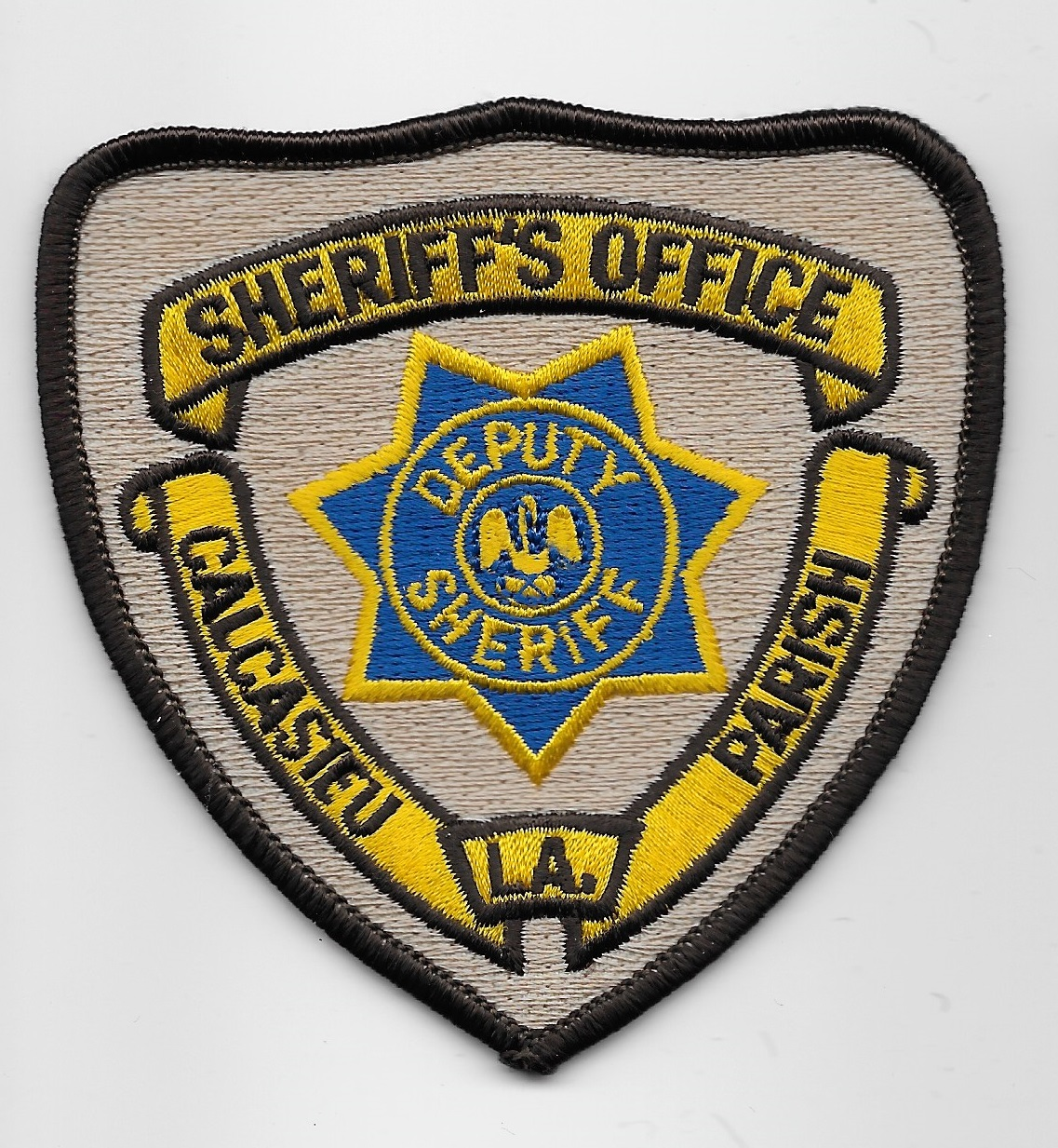 Calcasieu Parish Sheriff LA