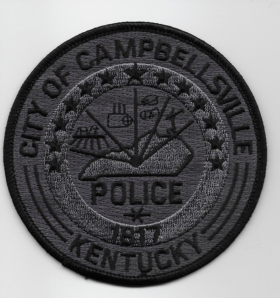 Cambellsville Police KY SWAT