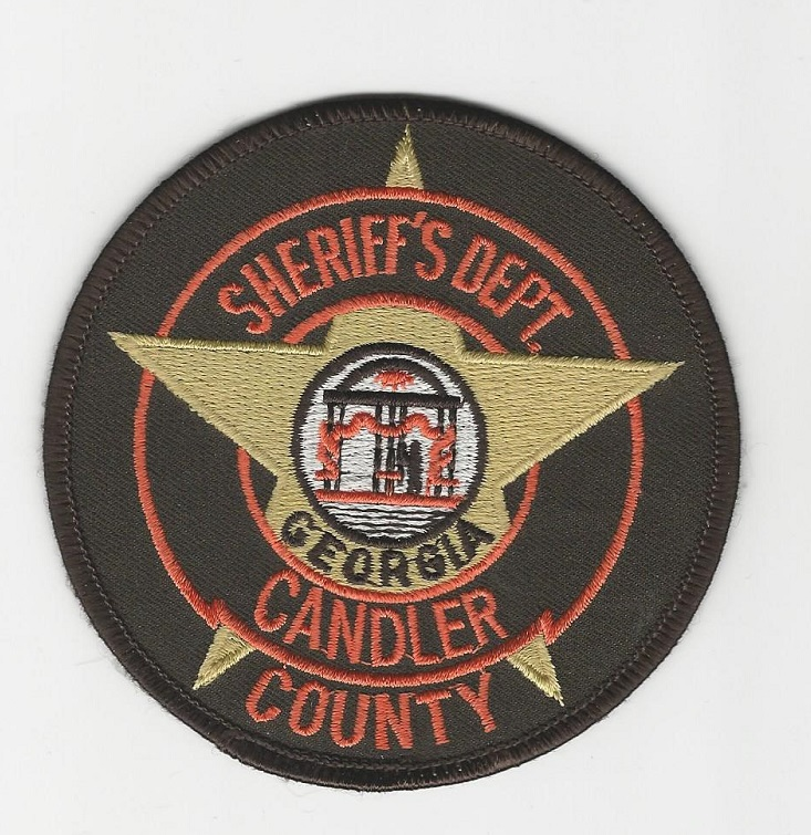 Candler County Sheriff Georgia