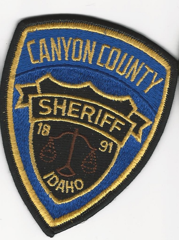Canyon County Sheriff ID